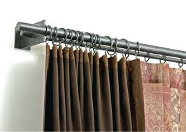 heavy duty tension rod remarkable curtain rods best stained regarding grand home interior for curtains uk heavy duty tension rod