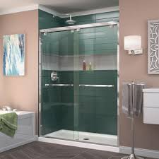 this review is from encore 44 in to 48 in x 76 in framed bypass shower door in chrome