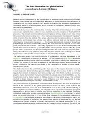 soci social structure and social change york university 2 pages 2050 essay article gidden