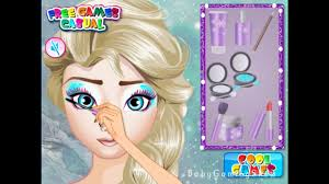 elsa makeup disney elsa frozen games make up games