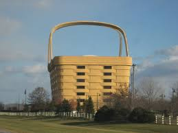 famous buildings. Simple Famous Longaberger Originally Planned To Build Many Basket Shaped Buildings For  Their Company Campus The U201cBig Basketu201d Was The Only One Completed On Famous Buildings B