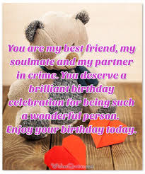 Birthday Wishes For Best Friend Female Quotes Cool Deepest Birthday Wishes For Someone Special In Your Life Adorable
