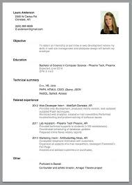 How To Create Resume How To Create Resume For Job Create Resume From