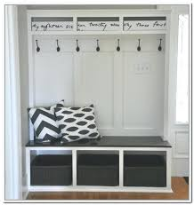 Coat Racks With Storage Bench