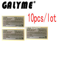 10 <b>pcs</b>/<b>lot Hot Sale</b> Replacement Accessories Back Tag for ...