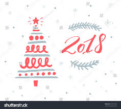 New Year Greeting Card Template 24 New Year Greeting Card Template Stock Vector 24 1