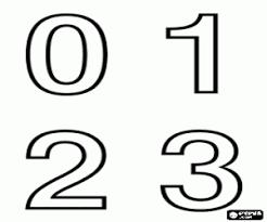 Kleurplaten Nummers Kleurplaat 2