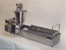 lil orbits ss2400 high production mini donut machine