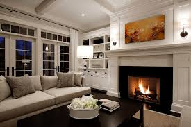 traditional living room ideas with fireplace. Impressive Fireplace Mantel Kits Fashion Seattle Traditional Living Room Decorating Ideas With Coffee Table Coffered Ceiling Curtain