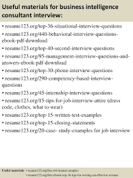 business intelligence analyst interview questions top 8 business intelligence consultant resume samples shalomhouse us