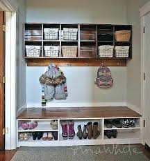 entry closet ideas built in shoe rack baffling beautiful storage luxury entryway new front solutions sets