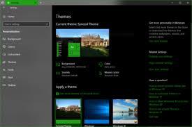 Windows desktop background changes by ...