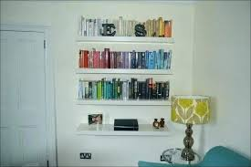 How To Install Ikea Floating Shelves