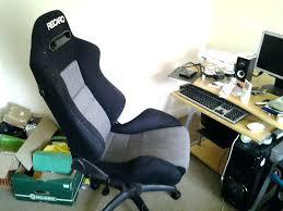recaro bucket seat office chair. Racing Seat Office Chair Recaro Car Stylish Design Bucket