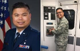 Capt Rupert B Laco Rn Msn United States Air Force