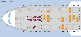 United Boeing 777 Seating Chart International United Nears 100 Lie Flat American Launches Dublin Route