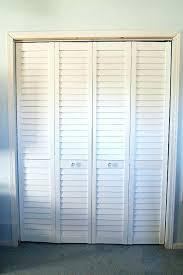 louvered bifold closet doors slat closet doors white louvered closet update louvered closet doors louvered bi