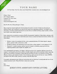 Download 10 Administrative Assistant Cover Letter Templates
