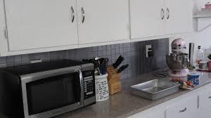 Paint Kitchen Tiles Backsplash Paint A Kitchen Tile Backsplash Diy Home Guidecentral Youtube