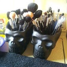 makeup brush holder beads. full image for chanel makeup brush holder uk skull storage brushes beads