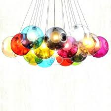 colorful chandelier multi colored earrings alluring chandeliers amazing and ceiling light fixtures in with emerald