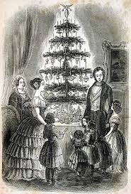 Презентация на тему Who Introduced The Christmas Tree To Britain
