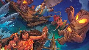 Tiki Trouble của Dominic Carola - Phim hoạt hình trực tuyến
