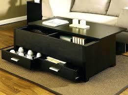 black coffee table black coffee table with storage drawers black glass coffee table argos