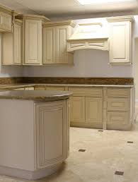 white kitchen cabinets with glaze