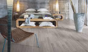 HDF Laminate Flooring / Click Fit / Wood Look / Commercial   CLASSIC GREY  OAK L0401 01821
