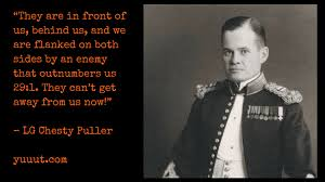 Chesty Puller Quotes Beauteous The Purcell Chronicles A Quote From Chesty Puller