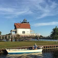 Roanoke River Light Hand Built Skiff On The Roanoke River Skiff Life Fishing