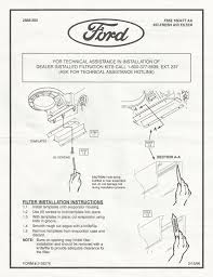2000 Ford Excursion Vacuum Diagram