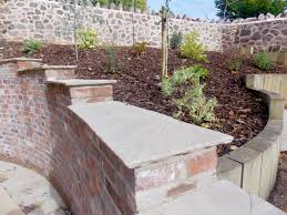 steps garden walling service from avery landscapes including modern walling traditional walling and specialist malvern stone walling