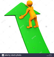 Victory Arrow Chart Chart Teamwork Arrow Assistance Help Support Aid