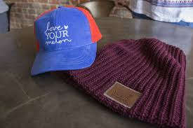 love your melon products. Delighful Your Two Differently Styled Hats Made By The Organization Love Your Melon They  Are A National And Melon Products S