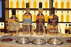 whiskey tasting with a deadly twist irish whiskey museum dublin