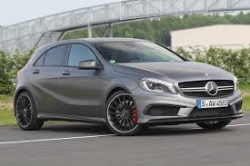2013 Mercedes A45 AMG 4Matic [w/video] - Autoblog