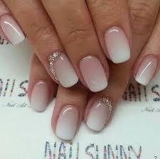 Beautiful Wedding Nails Nehty