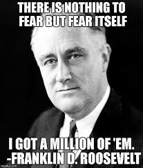 Fdr Quotes Beauteous FDR Quotes Imgflip
