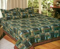 34 best King size quilts images on Pinterest | Canvas, Backpacks ... & Mountain Log Cabin Lodge King Size Quilt Set New Adamdwight.com