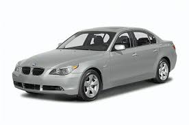 BMW 5 Series bmw 5 series review 2004 : 2004 BMW 525 Information
