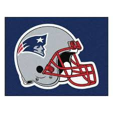 nfl new england patriots blue 3 ft x 4 ft indoor all star area