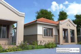 1 Bedroom House Plan   ID 11103