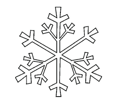 Free Printable Snowflake Pattern Picture And Template Collection