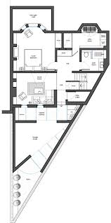 house plans for triangle shaped lot beautiful triangle shaped house plans odd shaped house plans l