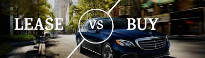Lease Vs Buying A Mercedes Benz In Charlottesville Va