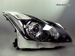 2008 Infiniti G37 Coupe Fog Lights 08 15 Infiniti G37 Coupe Q60 Skyline Clear Led Headlights