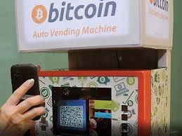 Vending Machine Bitcoin Beauteous First Bitcoin ATM In Malaysia Lunaticg Coin