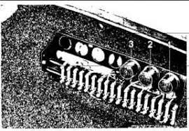 location of relays and fuses in the vehicle effective 1 9 7 4 fuse panel location porsche 928